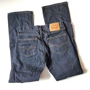 Levi's 527 Jeans 30 x 32 Dark Rinse